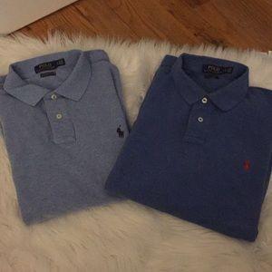 [Ralph Lauren] polo shirts
